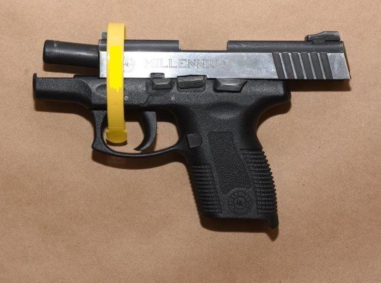 #2 firearm